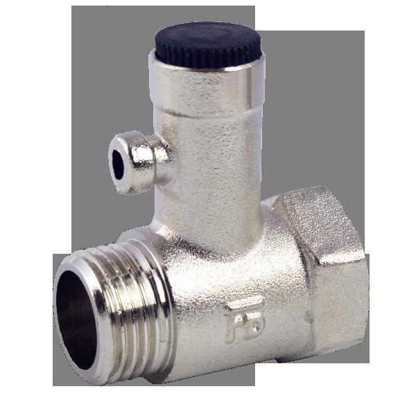 BK01 Предохранительный клапан для бойлера