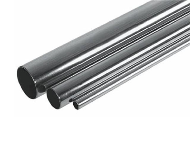 Труба KAN-therm Sprinkler из углеродистой стали, с двухсторонней оцинковкой