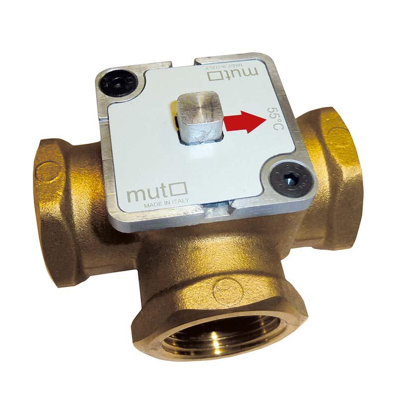 TM 3000 Трехходовой регулирующий клапан