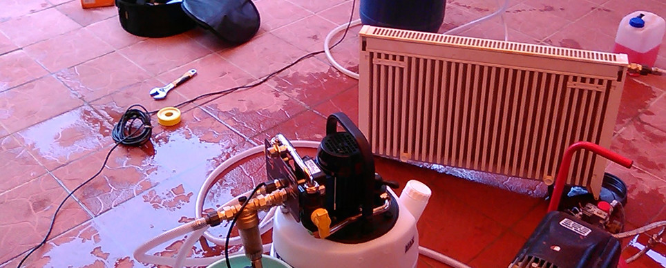 Технічне обслуговування систем опалення в Києві та Київській області