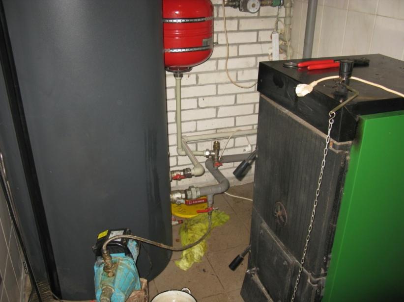 Как залить антифриз в систему отопления дома своими руками 20
