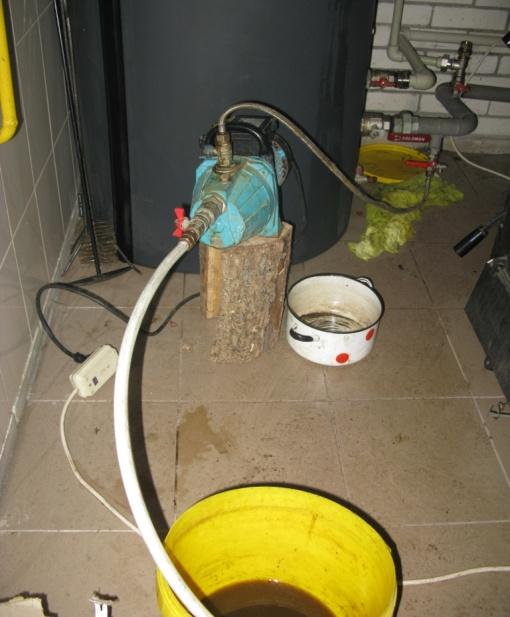 Как залить антифриз в систему отопления дома своими руками 44